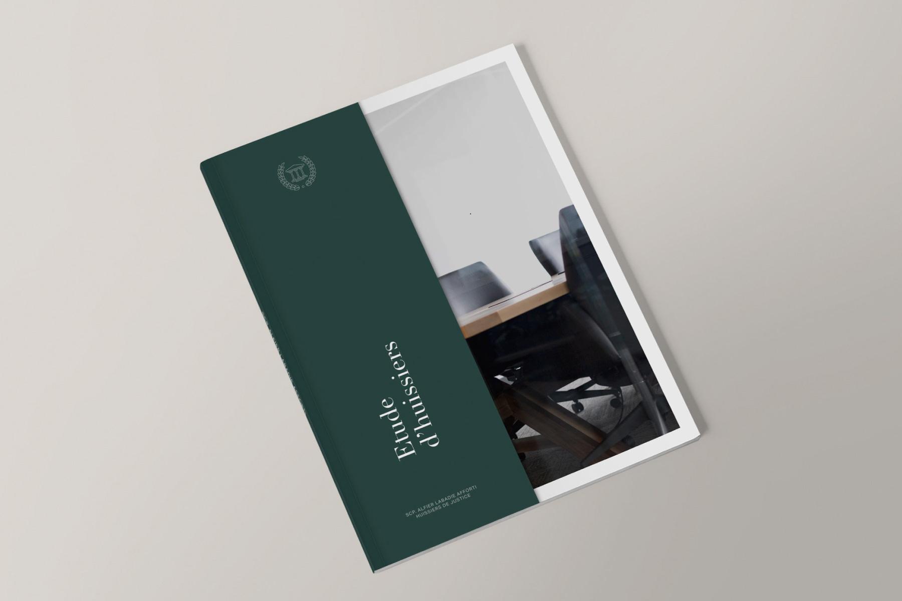 ALA bailiff's Office – Logo, Brand Guidelines & Assets